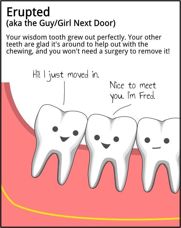 how to make teeth grow straight