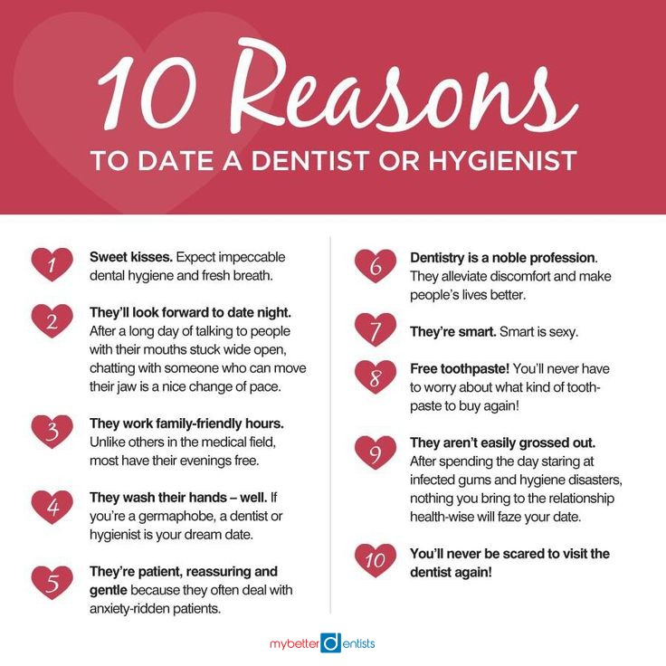 Can a dentist date a patient