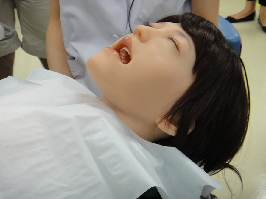 Read More Video Robot Dental Patient